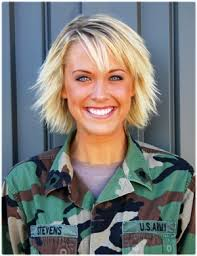 hot military girls in uniform jill stevens utah national guard