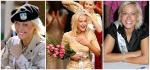 hot military girls in uniform beauty queen jill stevens