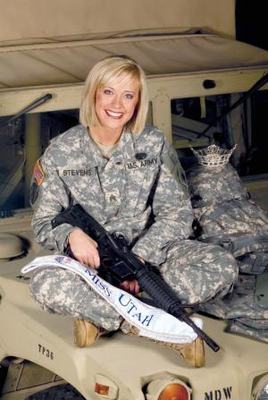 hot military girls in uniform jill stevens