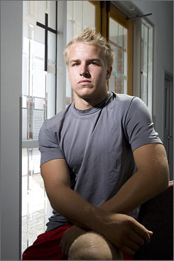 matt barkley usc quarterback is a christian