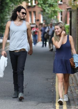 too old for skinny jeans - russell brand at 40