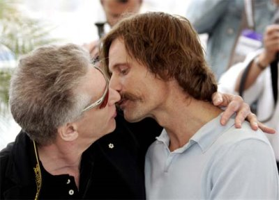 viggo mortensen gay kiss david cronenberg