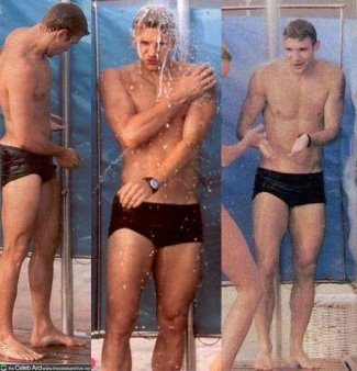 Andriy Shevchenko underwear photos