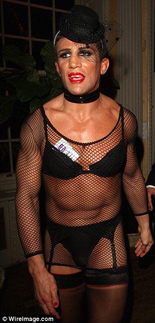 alex reid in women's lingerie underwear