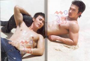 asian-guys-jeans-'Ta-Warit-Tipkomuth-left-and-Aum-Atichart-Chumnanon