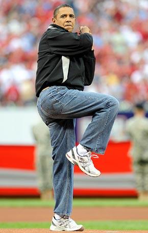 barack obama jeans hot or not