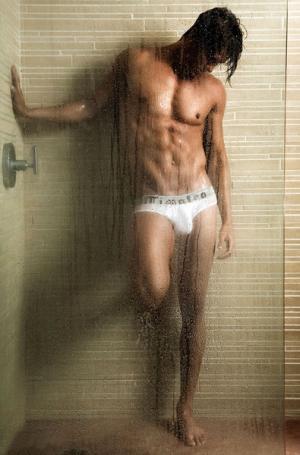 hot swedish male model Calle Eriksson