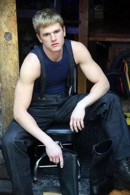 gay men in jeans danny roddick cowboy low rise