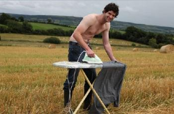 irish shirtless farmers calendar