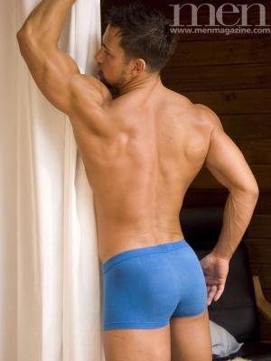 johnny castle model underwear