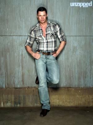 cowboy jeans gay josh weston