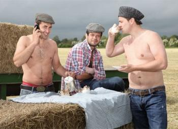 sexy irish farmers