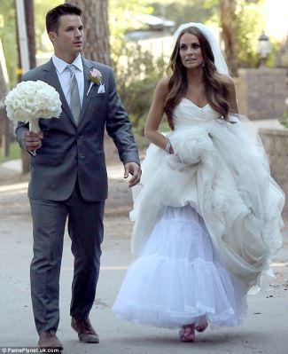 matt lanter wedding photo angela stacy
