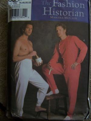 Mens Winter Underwear Models Vintage