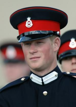 prince harry uniform