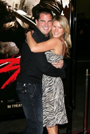 George Eads wife Monika Casey