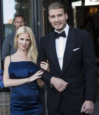 Nicklas Bendtners Girlfriend 2017 Julie Zangenberg