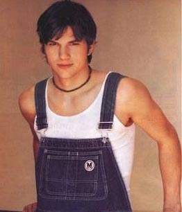 mens coveralls 2017 - celebrity edition - ashton kutcher