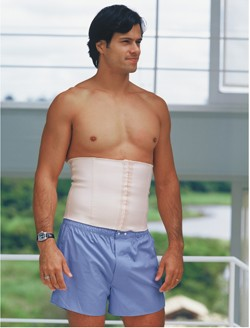 esbelt slimming corset - modern corsets for men