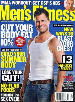 george eads hot body