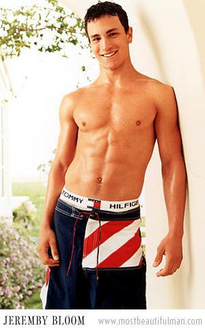 Jeremy Bloom Underwear