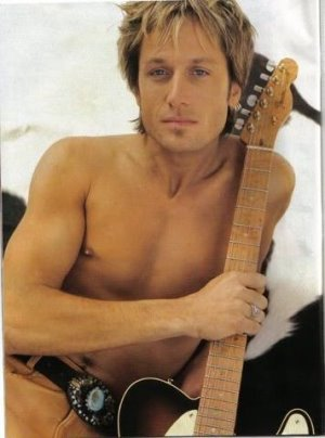 keith urban naked for playgirll