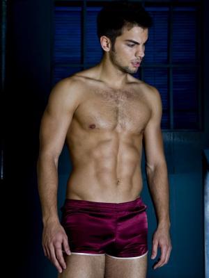 men in short shorts marx malachi
