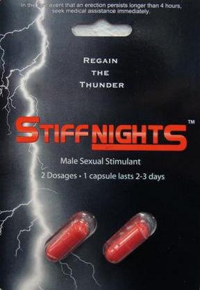 stiff nights side effects
