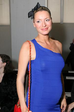 tess daly pregnancy dress