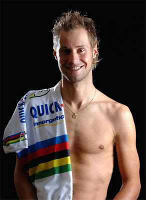 tom boonen shirtless cyclist