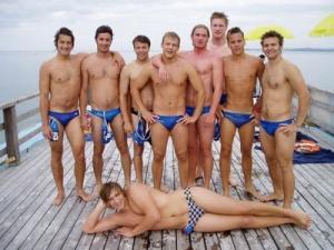 water polo hunks