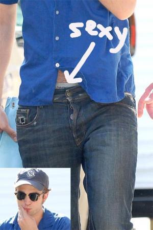 Fruit of the Loom Mens Underwear Robert Pattinson