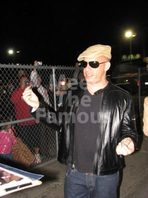 vin diesel leather jacket fashion watch