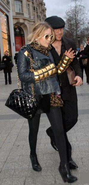 Givenchy-Studded-Leather-Jacket-and-Mary-Kate-Olsen