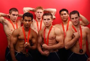 hot american male gymnasts