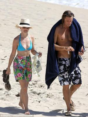 kristin davis boyfriend russell james beach