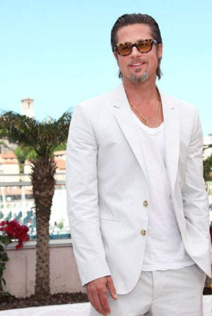 white suits for men brad pitt