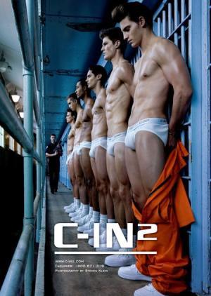 C-in2 Male Underwear Models