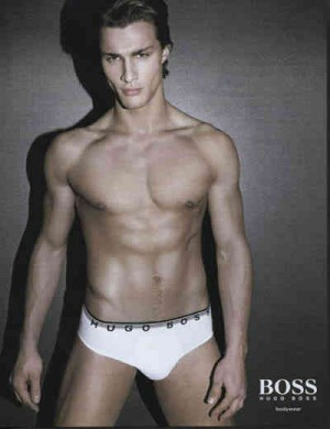 hugo boss underwear models leandro maeder