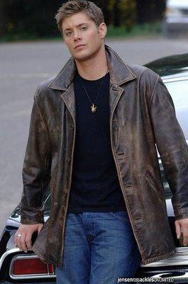 dean winchester supernatural leather jacket