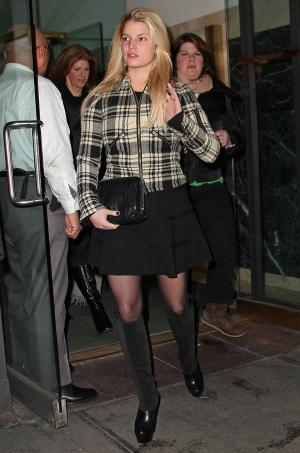 jessica simpson style watch boots