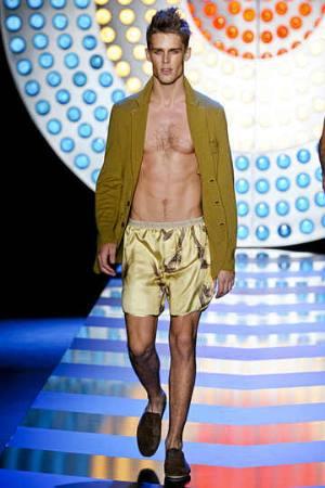 john galliano underwear boxers