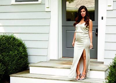 hot maternity dress kourtney kardashian pregnancy dress4