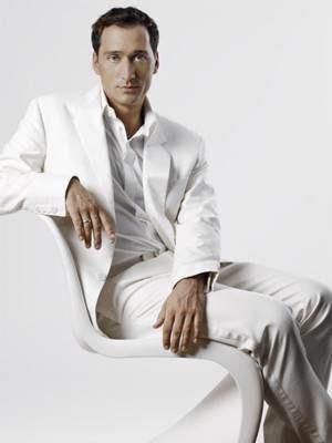 white suits for men paul van dyck