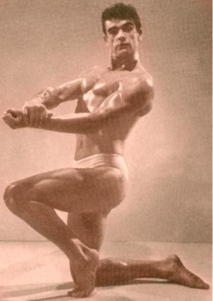 sean connery bodybuilder - mister universe