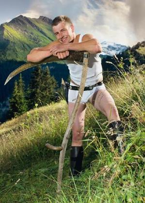 swiss farmers underwear models for diego barberi
