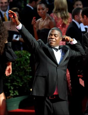 black man tuxedo suit tracy morgan
