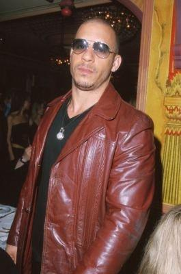 vin diesel leather jacket red leather