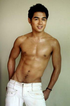 white jeans for men asian guy