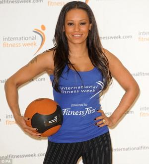 mel b underwear tank top shirt